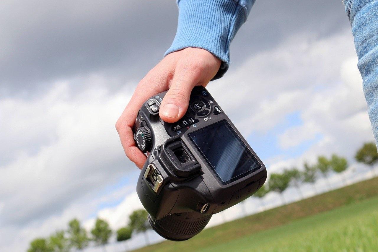 Le charme d'un shooting photos en extérieur